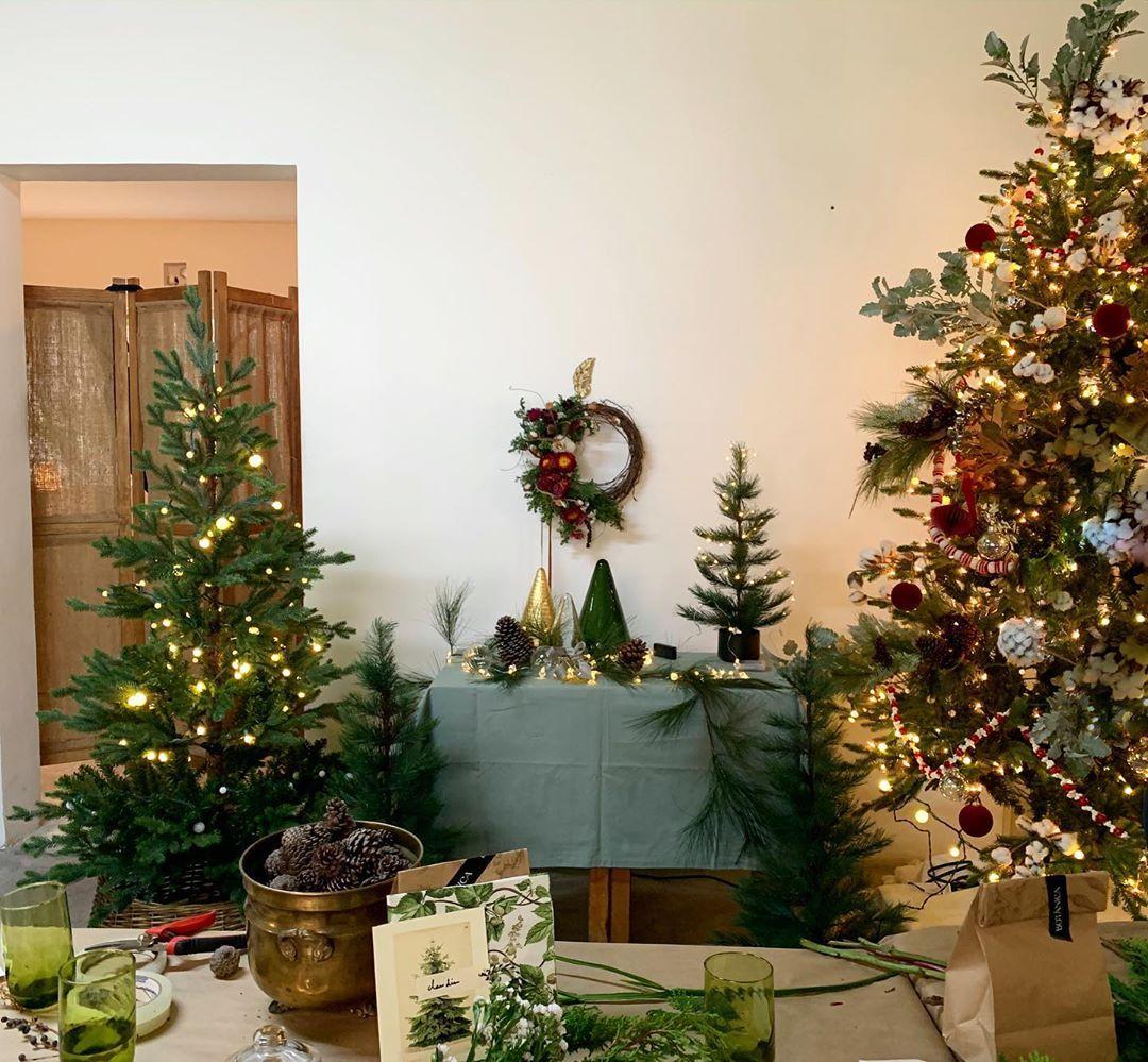 Estuvimos felices con nuestras invitadas del CHRISTMAS WORKSHOP de hoy Abrímos una clase en SÁBADO Increíble experiencia  Miércoles Nov 20  So...