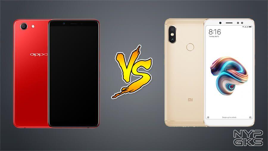 OPPO F7 Youth vs Xiaomi Redmi Observe 5: Specs Comparability ...