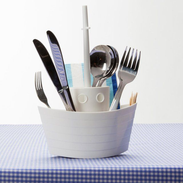 Dinner Boat Cutlery Holder #Cute, #Cutlery, #Holder, #Kitchen