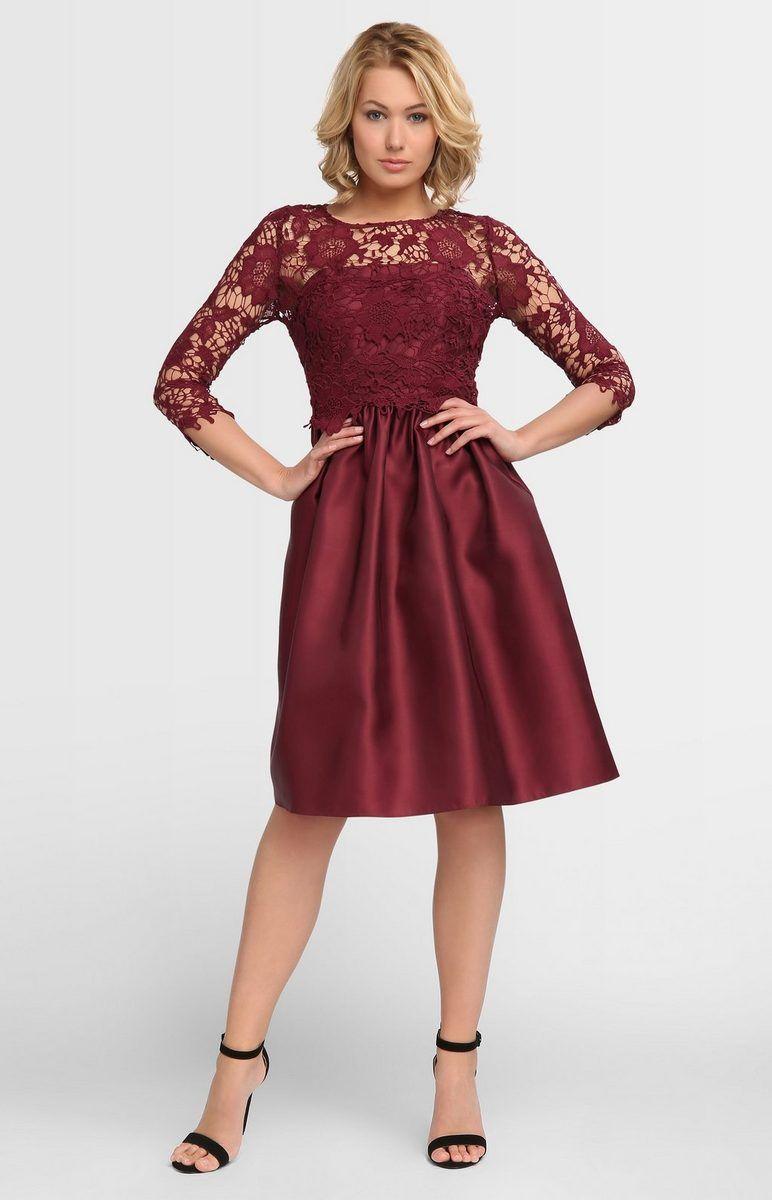 apart abendkleid online kaufen | otto | dunkelblaues kleid