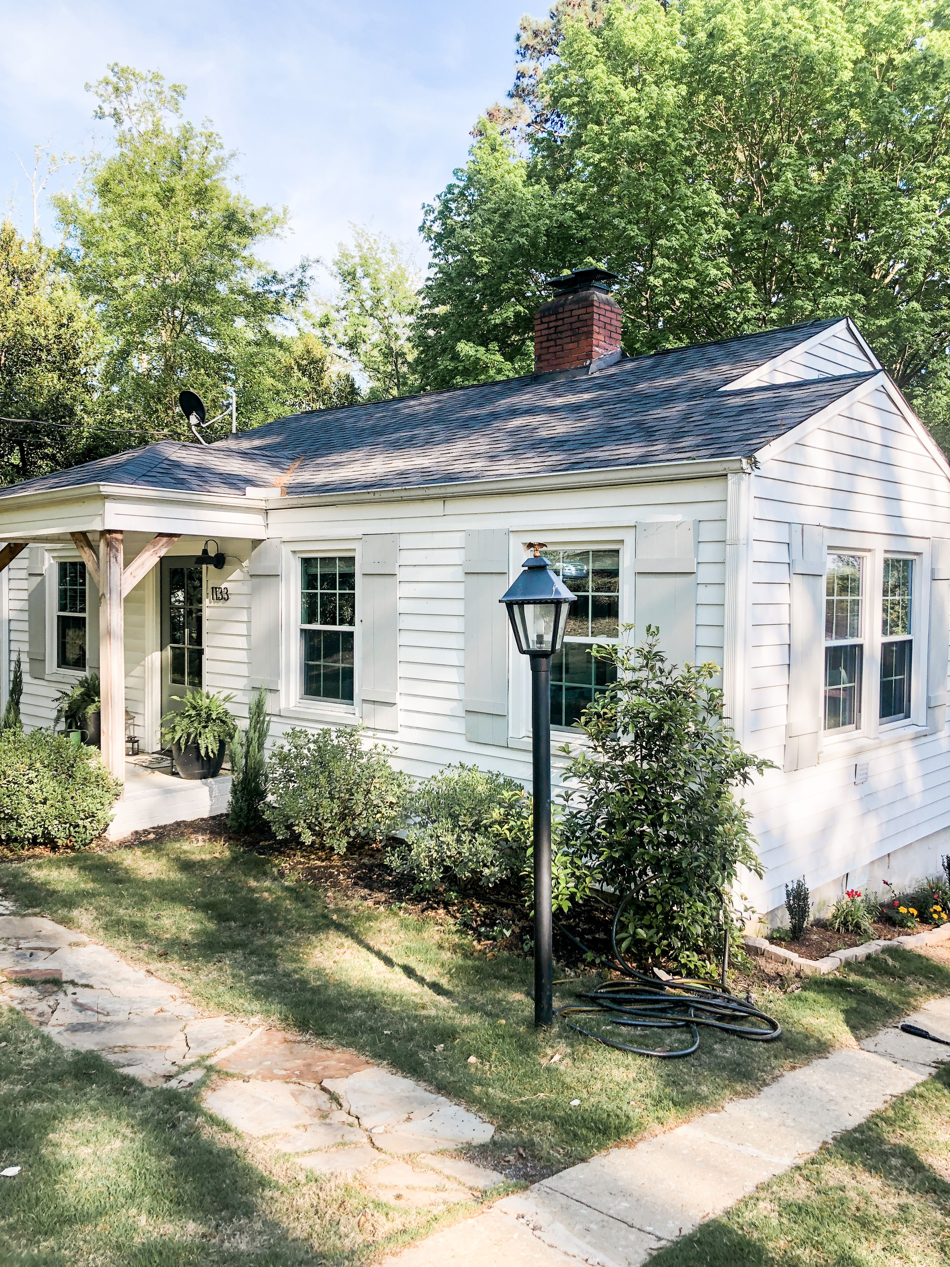 #cozyhome #cottage #curbappeal