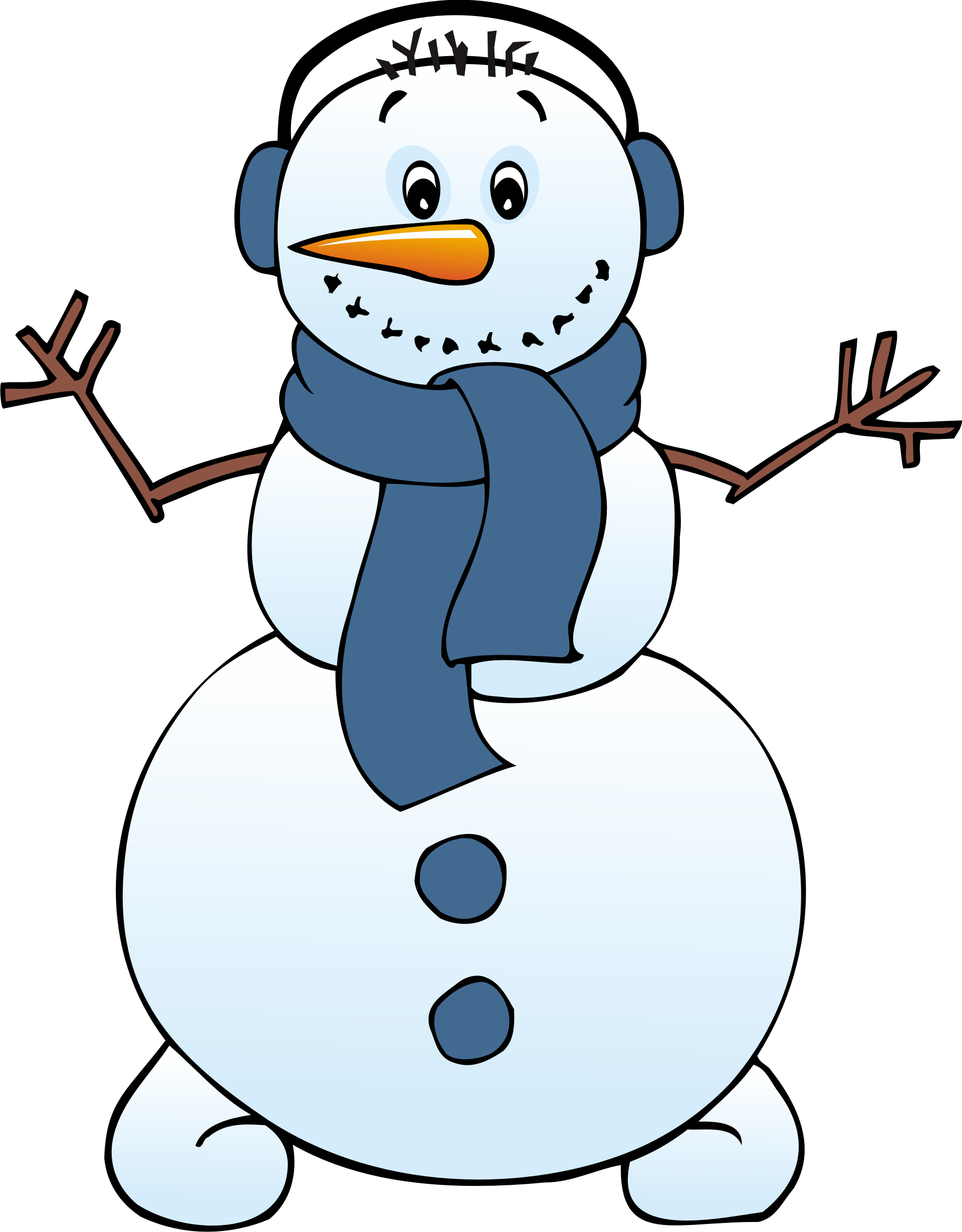 cute snowman clip art free snowman clipart free cliparts that rh pinterest com free snowman clipart images free clipart snowman throwing snowballs