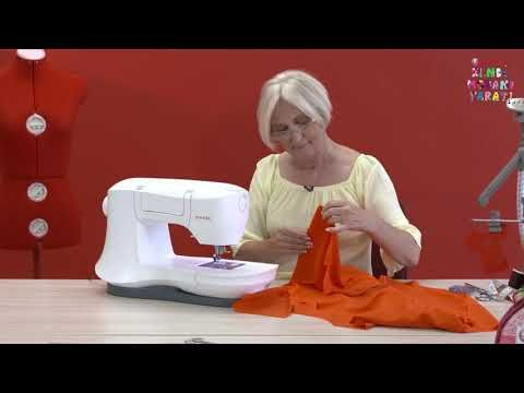 Bayan Pantolon Nasil Dikilir Bayan Pantolon Kumasi Nasil Kesilir Pantolon Dikimi Ders 27 Youtube Dikis Dikis Dersleri Moda