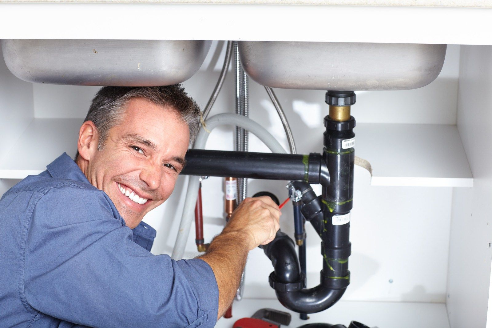 We specialize in residential plumbing, heating, air