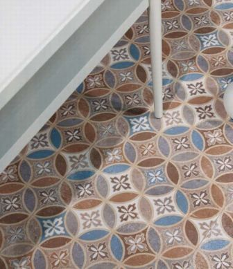 Decorative Floor Tiles Carrelage Decoratives Cicogres Belli Mini  Sols & Plafonds