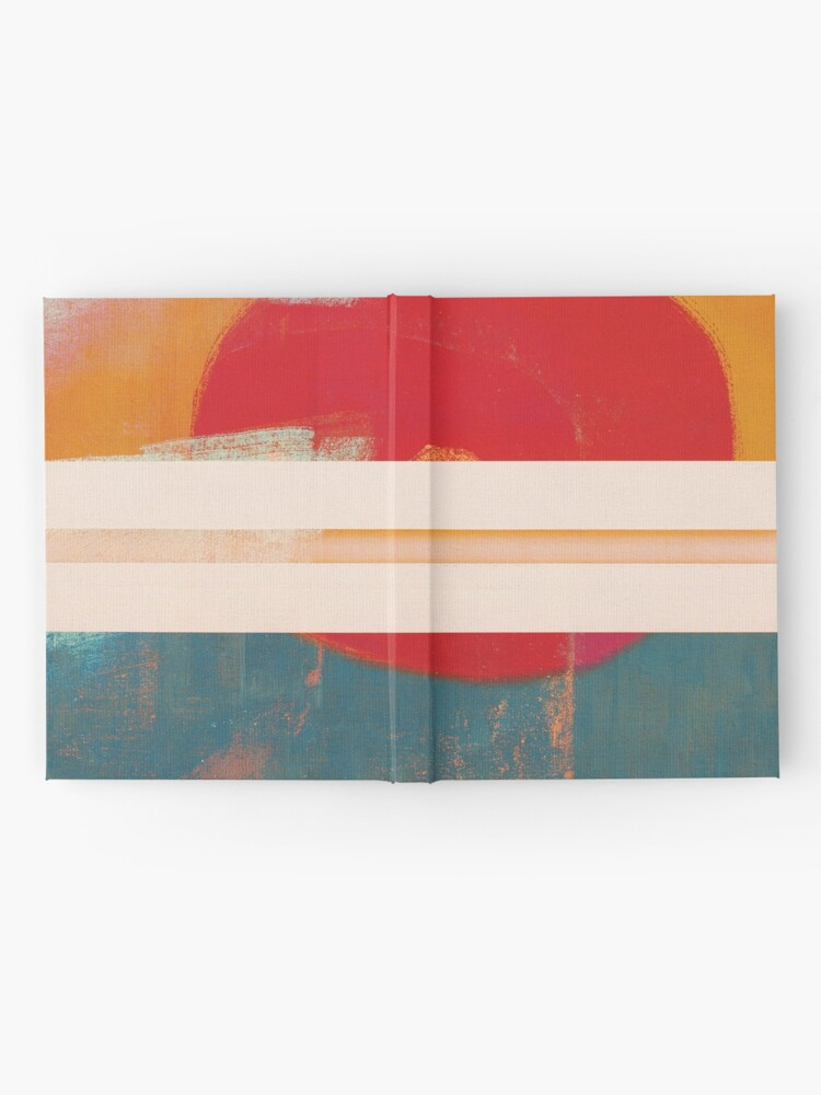 Half Sun Hardcover Journal By Fernandovieira Redbubble Hardcover Journals Hardcover Journal Design