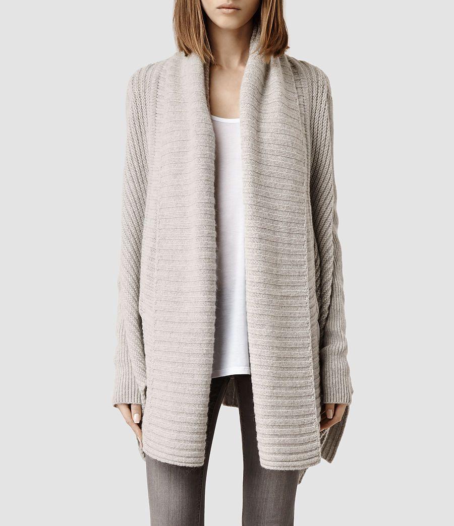 Women's Sefir Cardigan (Marble Grey) -   Fashion - My wish list ...