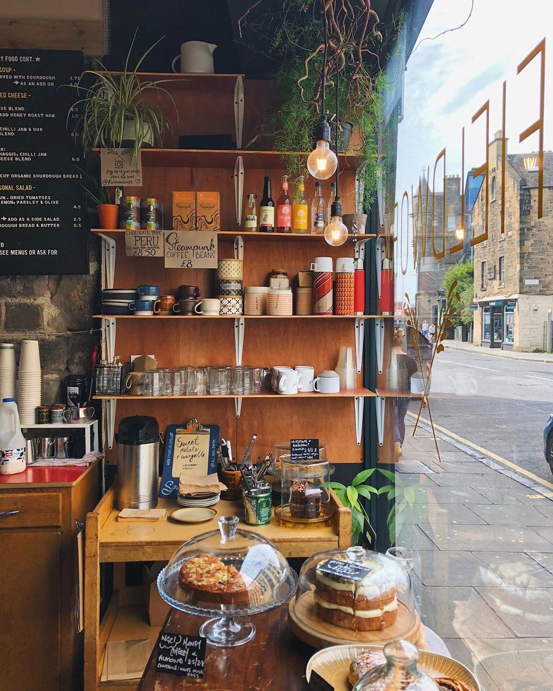 "juan.   lifestyle + travel on Instagram: ""a slice of cake and a flat white is always a good idea at @fieldworkcafe ☕️🍰 - - - - #edinburgh #scotland #igersedinburgh #thisisedinburgh…"""