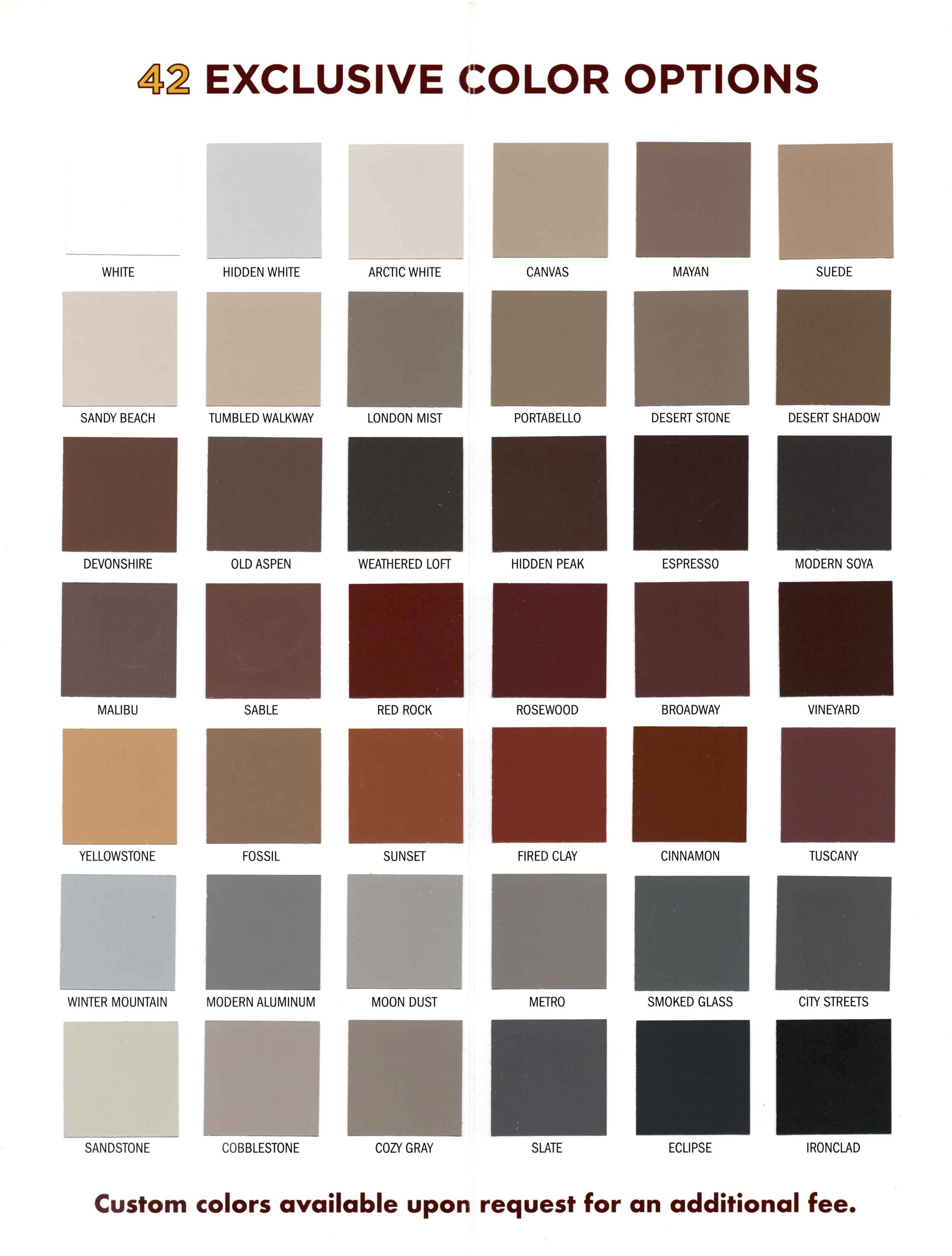 Brick Stain Colors Stayntech Color Chart Brickimaging Stained Brick House Exterior Color Schemes Stained Brick Exterior