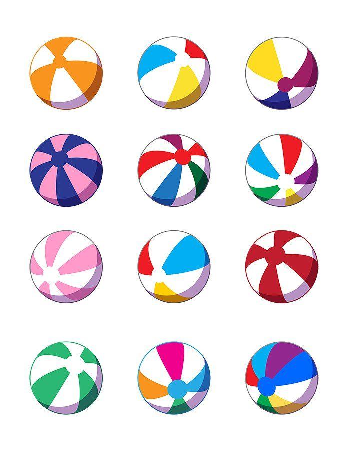 4 Pack Swimline Inflatable 36 Inch Classic Rainbow Giant Beach Balls 4 X 90036 Affiliate Inch Ad Inflatable Pack Rainbow Beach Beach Ball Swimline