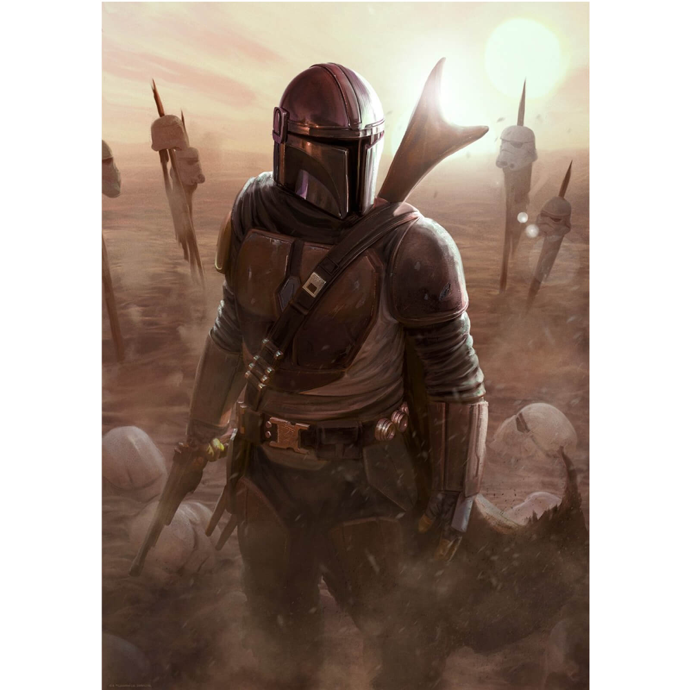 Lucasfilm Star Wars The Mandalorian 'The Calm After