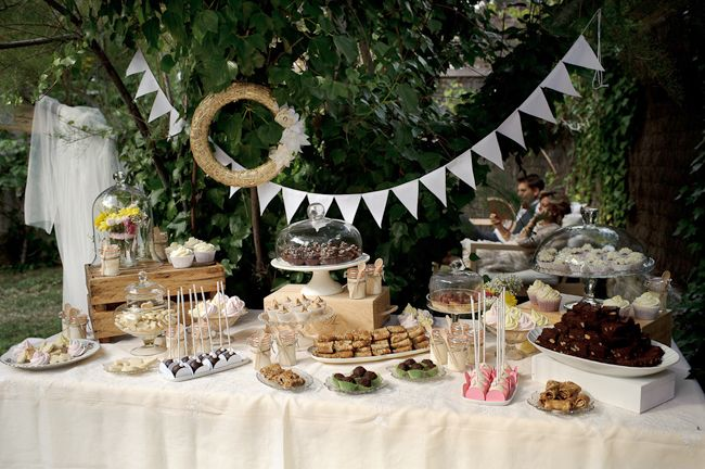 Mesa de dulces para boda wedding decoration pinterest bodas diy wedding and wedding - Mesas de dulces para bodas ...