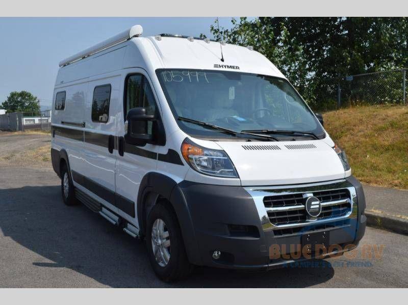 2019 Hymer Aktiv 2 0 For Sale Gresham Or Rvt Com Classifieds Class B Rv Gresham Recreational Vehicles