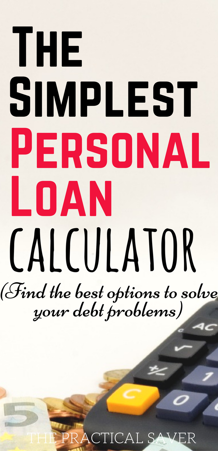 personal loan payoff calculator