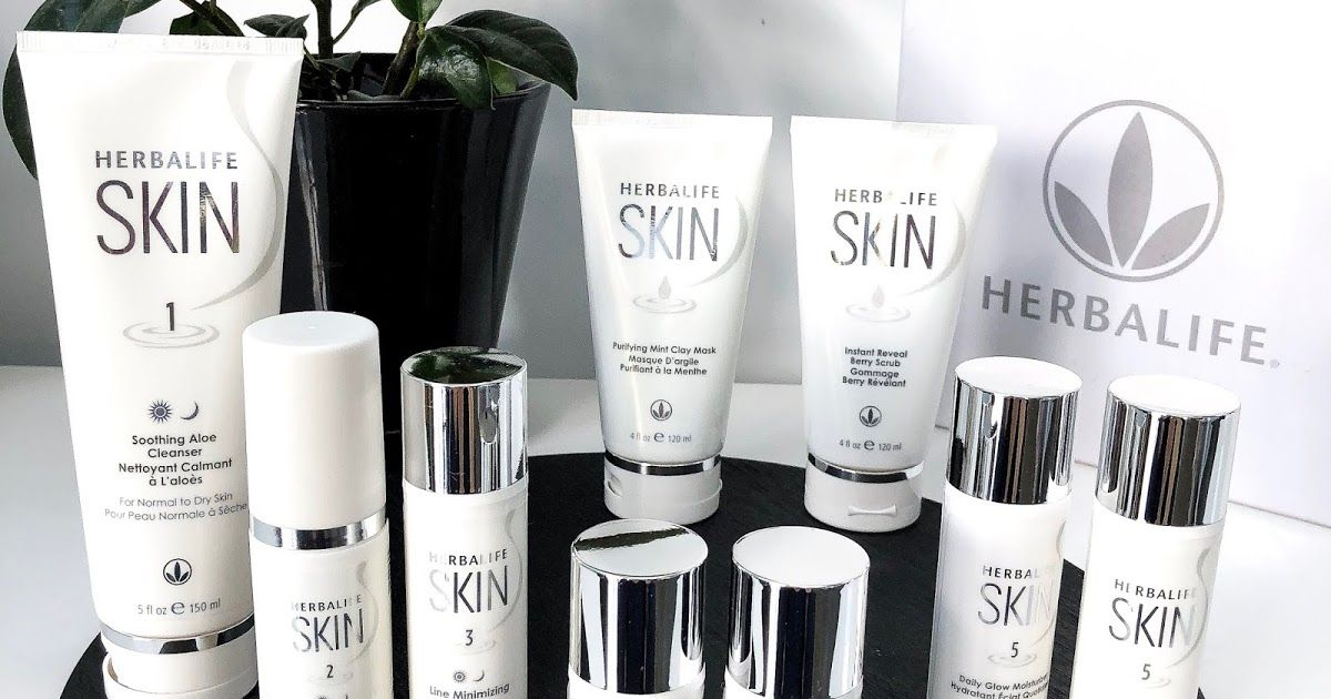 PRODUCT REVIEW // HERBALIFE THE ULTIMATE SKINCARE