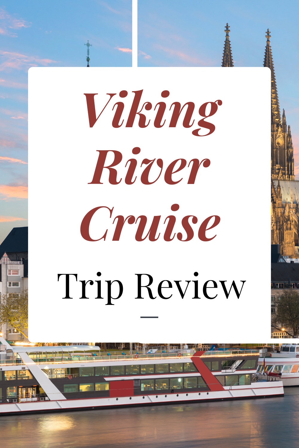 Everything You Need To Know About A Viking River Cruise In 2021 Viking River Viking Cruises Rivers River Cruises