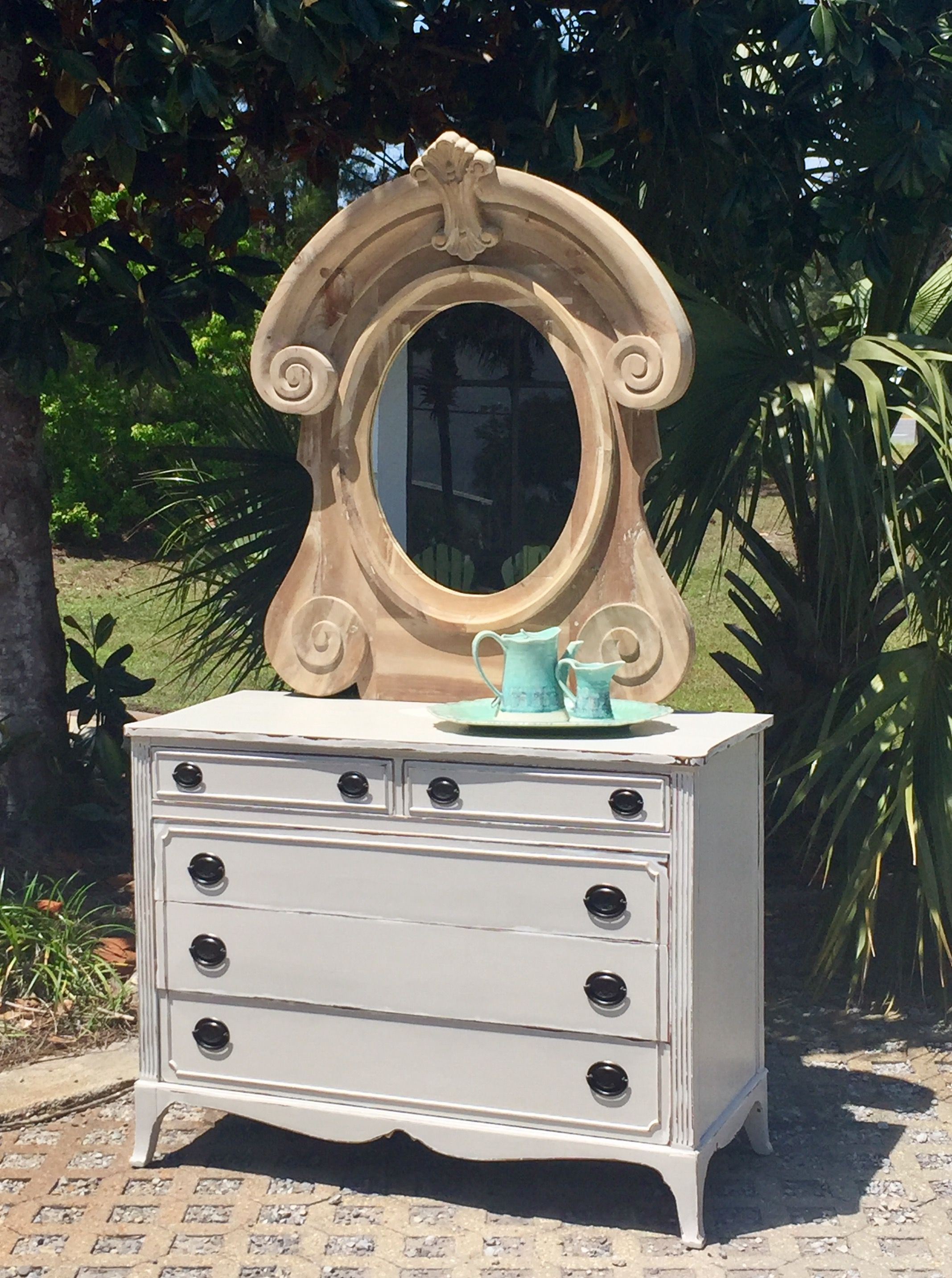 Chest In Agreeable Grey, Avau0027s Chalk Paint. Available @ Avau0027s Furniture U0026  Design In