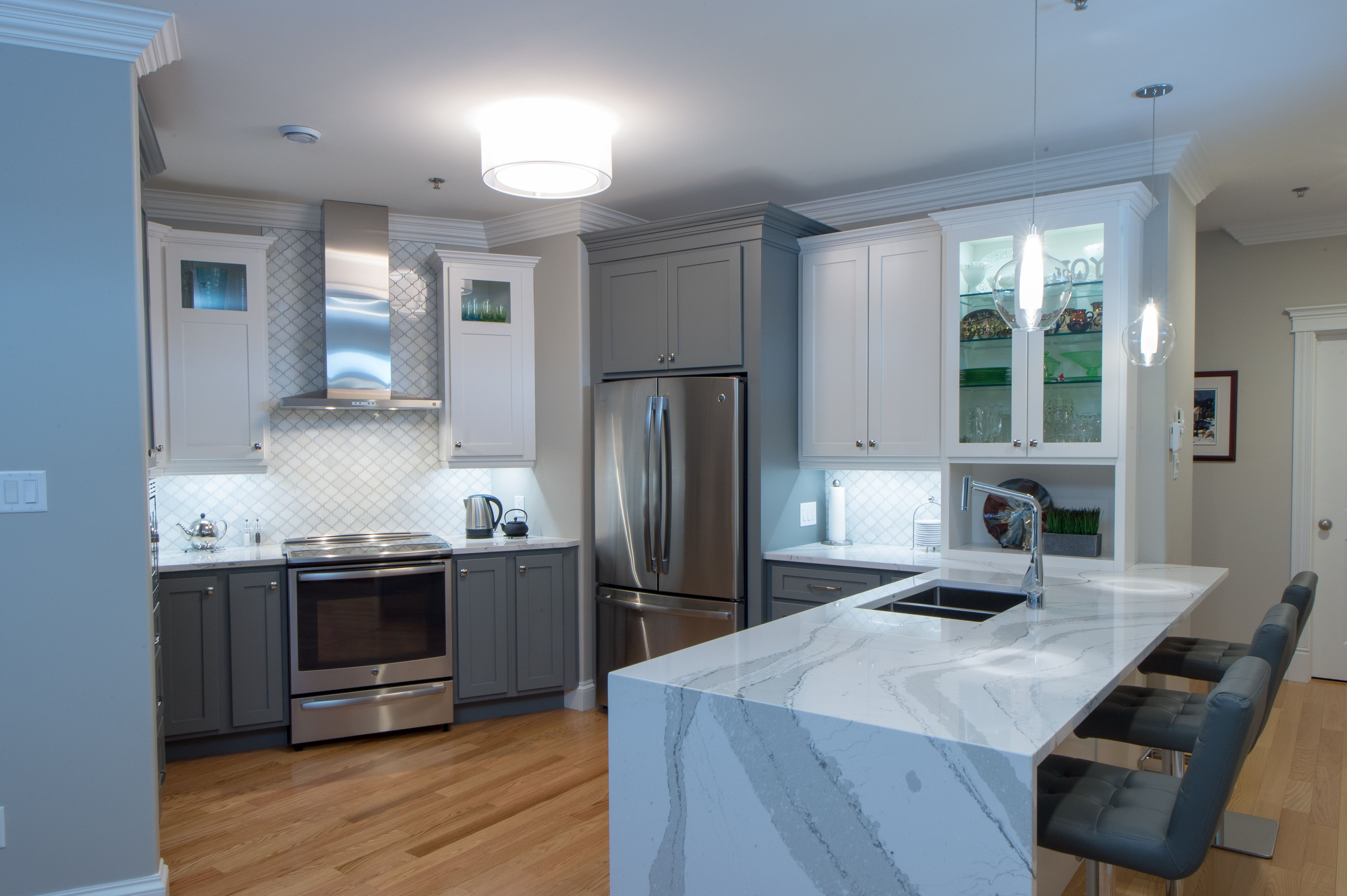 Custom Kitchen Cabinets Designed And Purchased From Hubcraft Timber Mart Come In Custom Kitchen Cabinets Design Custom Kitchen Cabinets Kitchen Utensils Store