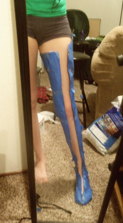 Ive always hated doing shoe and boot covers until my friend cosplay diy solutioingenieria Images