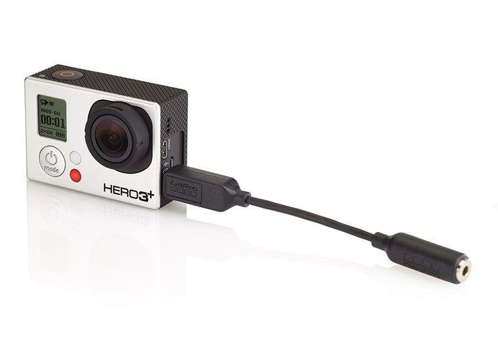 Audio Adapter Gopro Hero 7