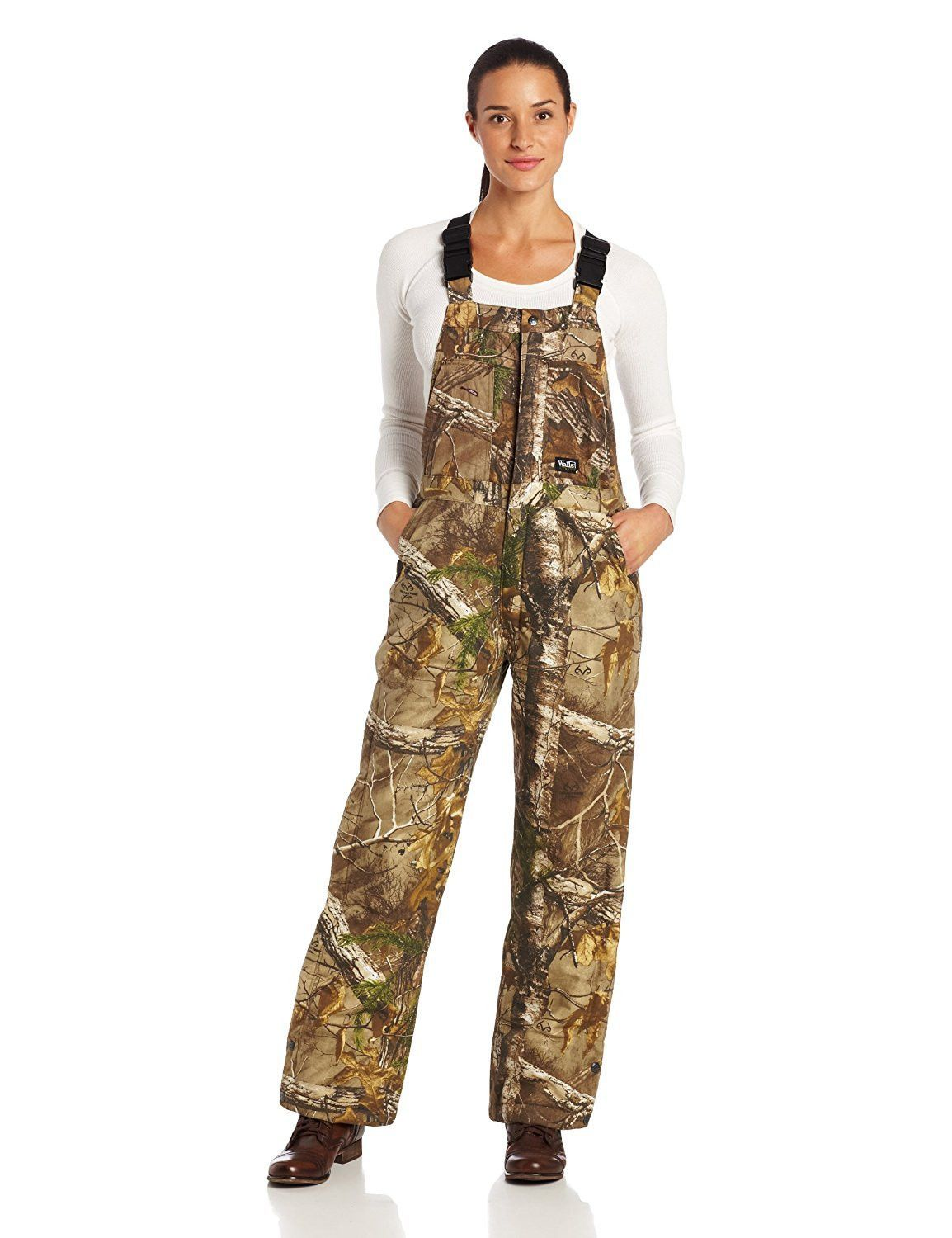 hunting insulated bib overall by walls real tree xtra on walls hunting clothing insulated id=20617