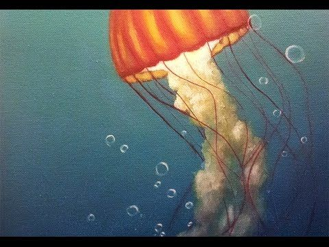 Jelly Bubbles Speed painting by LevzArt YouTube