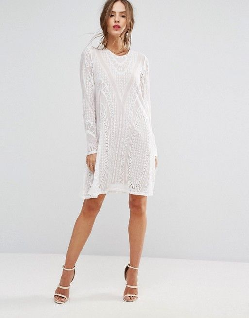 10 Delish White Dresses Perfect For Your Hen Party Weddingsonline
