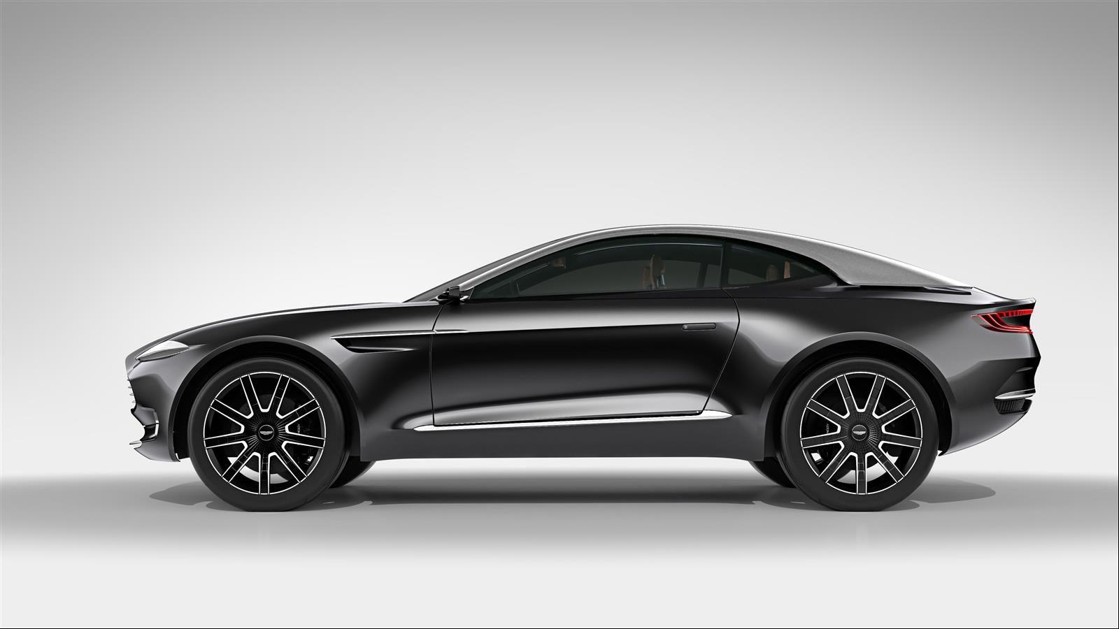 Aston Martin | DBX Concept