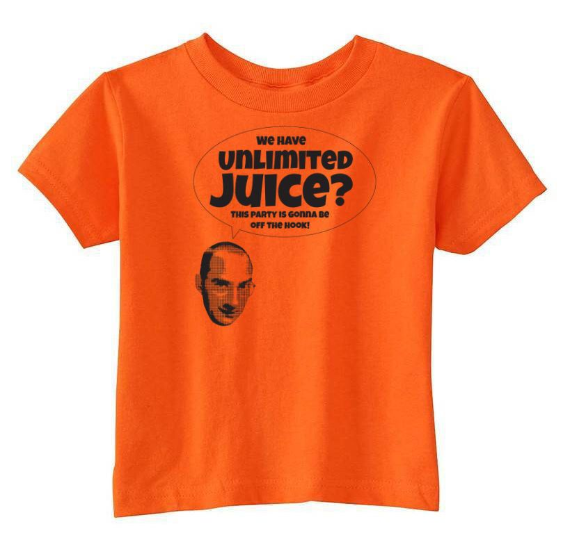 Unlimited Juice Buster Bluth Arrested Development Toddler Etsy Toddler Tshirts Arrested Development Shirts