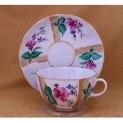 Golden Lattice Teacups