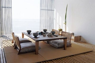 Zataku Cushions Floor Seating Japanese Living Rooms Japanese Dining Table
