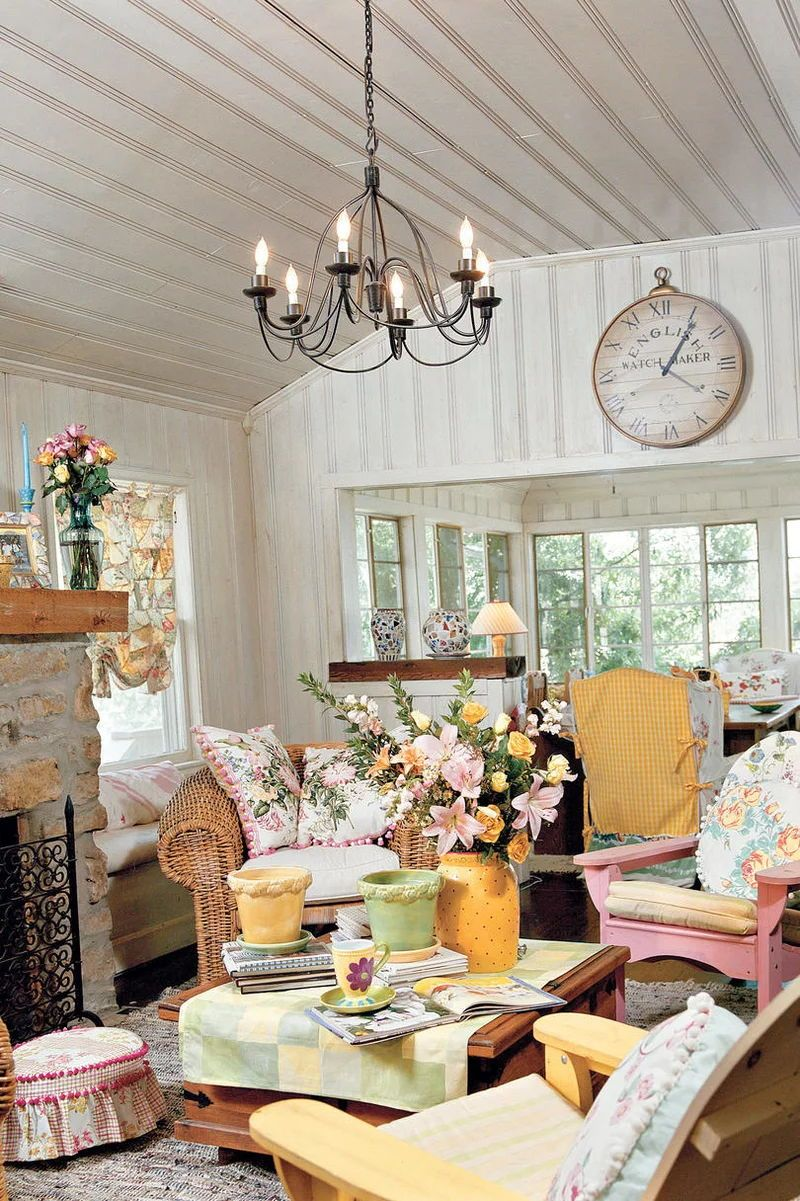 Need A Living Room Makeover Cottage Style Decor Living Room