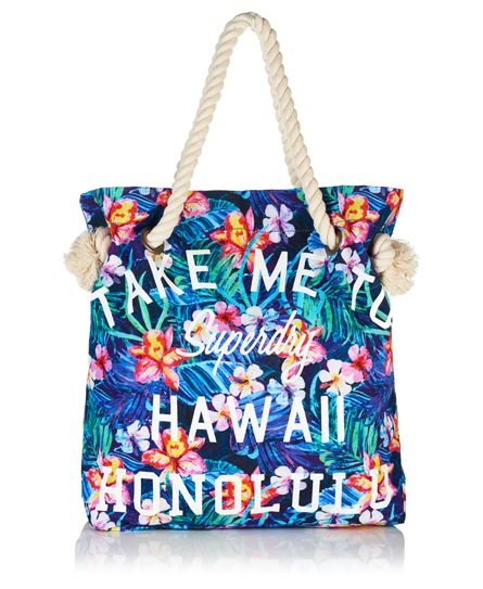 c4adfce2e555 Superdry Summer Rope Tote Bag