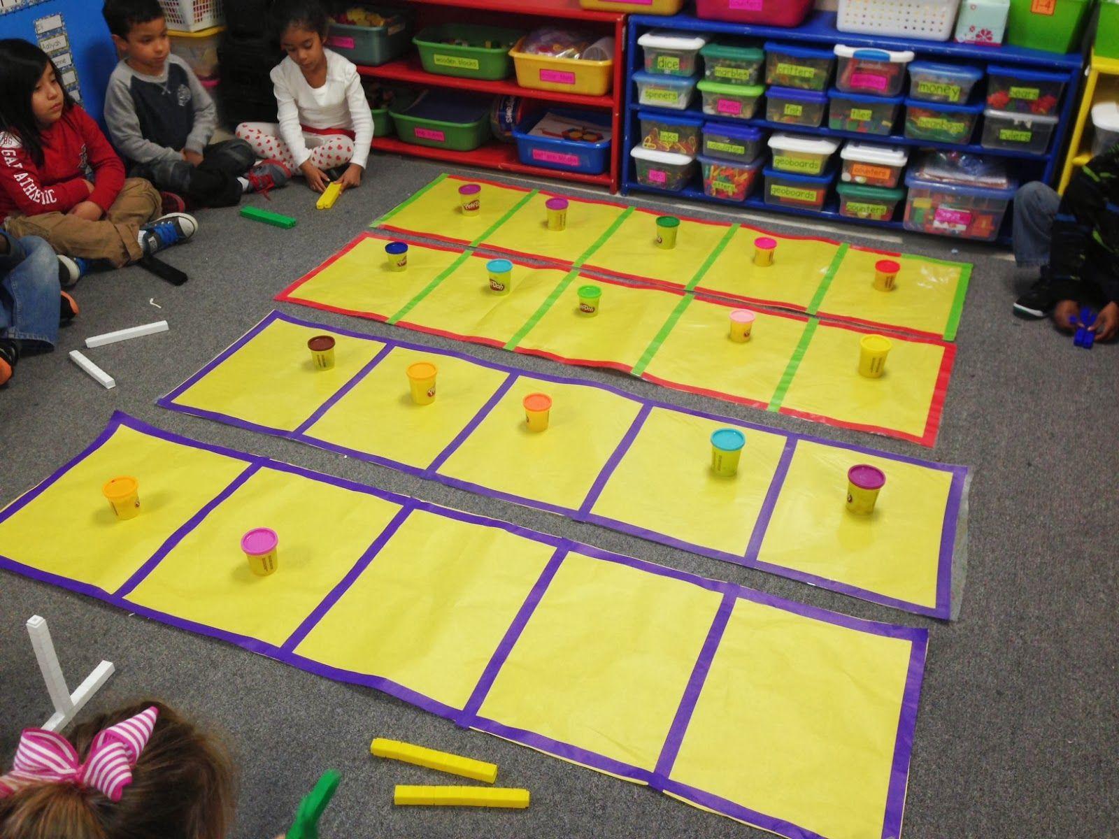 Chalk Talk A Kindergarten Blog Working On The Numbers 16