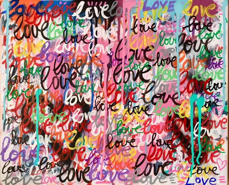 Park Art|My WordPress Blog_Self Love Canvas Art