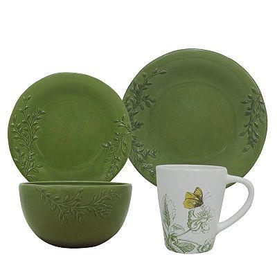 SONOMA life + style Green House Dinnerware Collection - $3.19 - $15.99  sc 1 st  Pinterest & SONOMA life + style Green House Dinnerware Collection - $3.19 ...