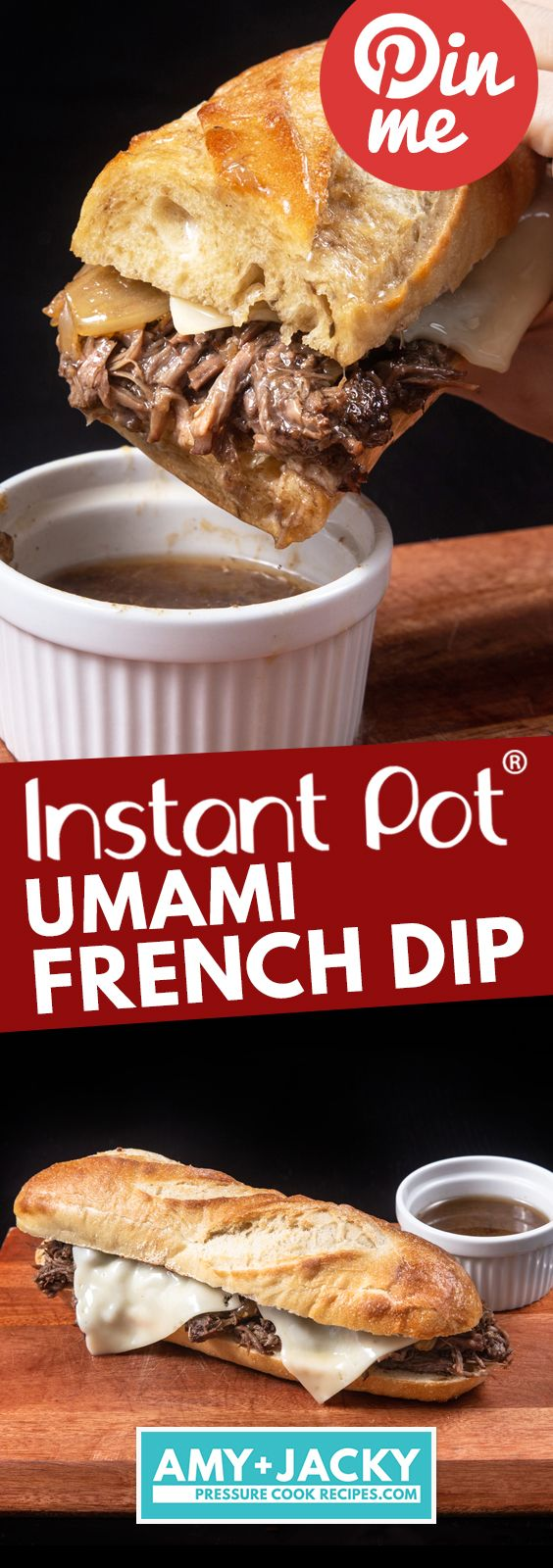 Instant Pot French Dip images