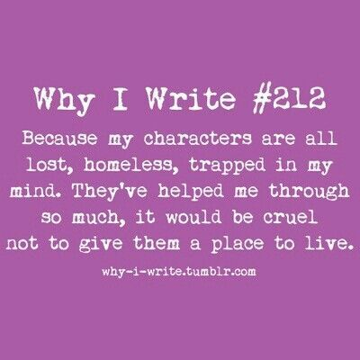 Writer positivity