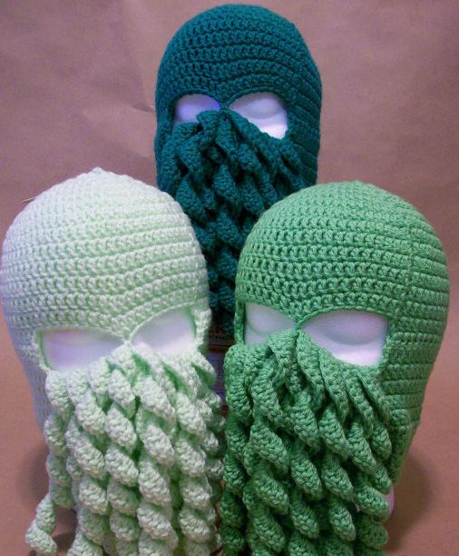 A blog on what not to crochet. pretty funny stuff! But I would make ...