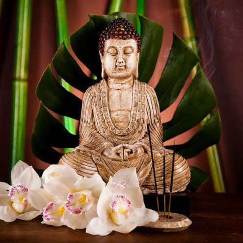 Pvc Buddha 3d Printed Wallpaper Rs 50 Square Feet Interior Xpression Id 12517370788 In 2020 Buddha Image Buddha Buddha Statue