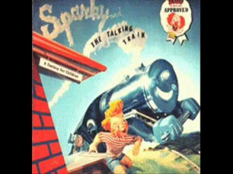 Sparky and the Talking Train   Alan Livingston 1947
