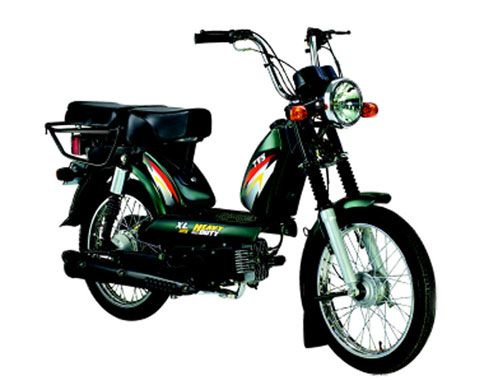 Tvs Xl Super Special Edition Moped Launched Tvs Xl Moped Reaches