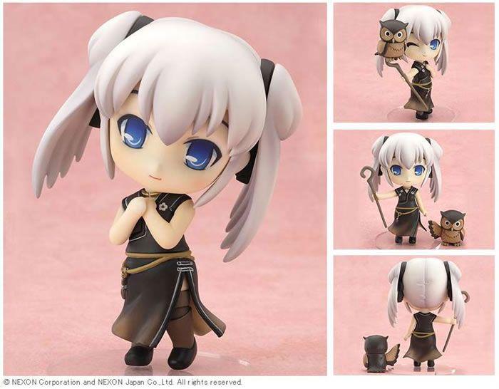 Mabinogi PVC Figure - Nendoroid Nao   Nendoroid, Anime ...