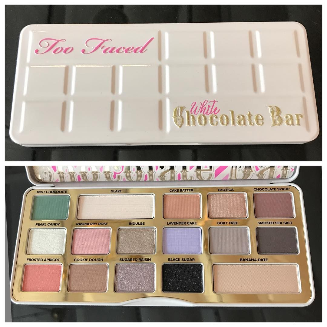 New Too Faced White Chocolate Bar Black Friday 2017 New