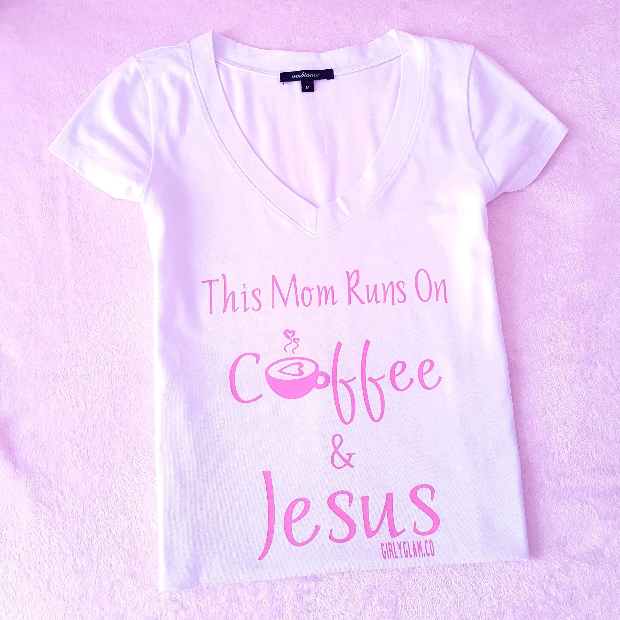 Coffee & Jesus | Shorts, Shirts and Products