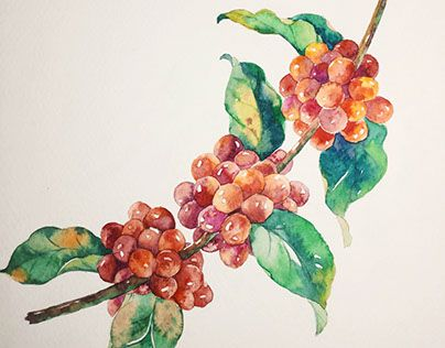 """Check out new work on my @Behance portfolio: """"WATER COLOR - NATURE - 2016"""" http://be.net/gallery/39483827/WATER-COLOR-NATURE-2016"""