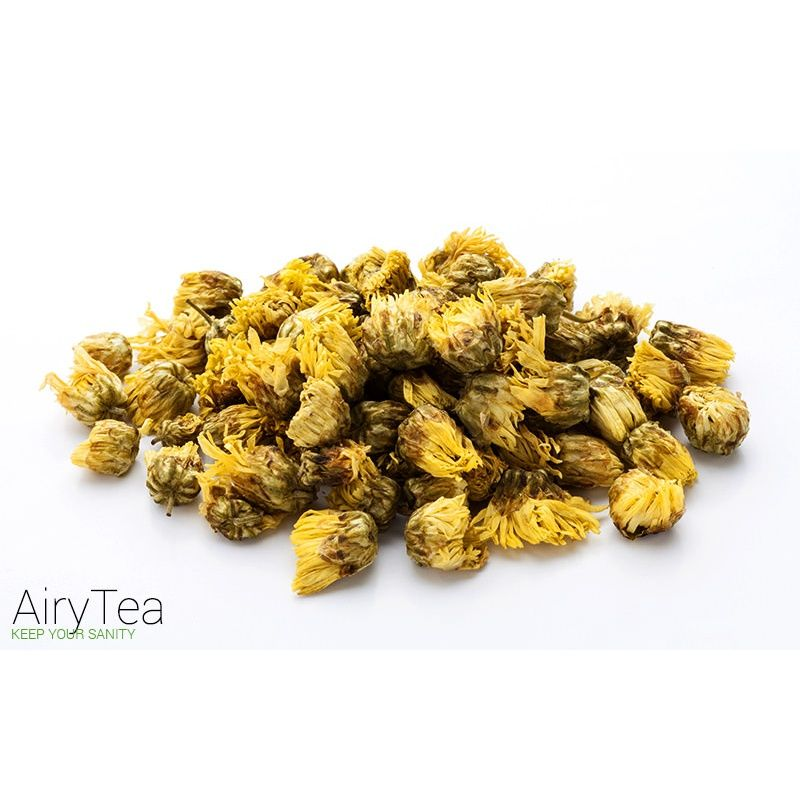 Dried Chrysanthemum Flower Tea Flower Tea Healthy Teas Chrysanthemum