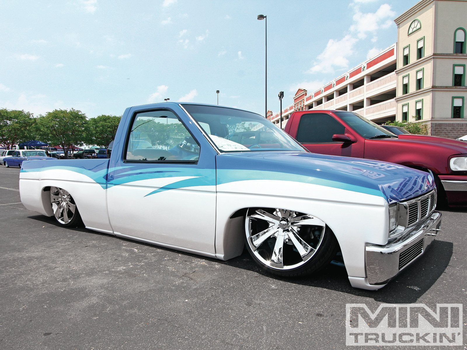 Silver And Dark Blue Truck 2 Tone Ideas Google Search