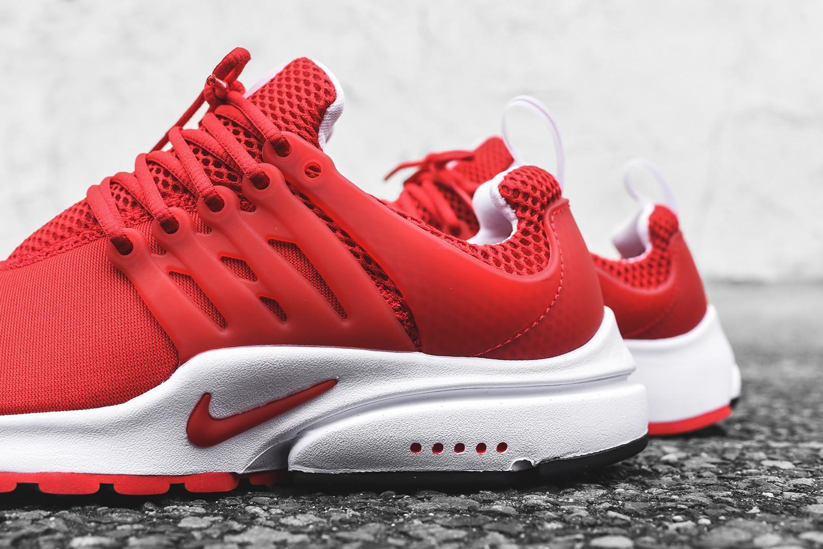 Nike Air Presto Essential - Red / White