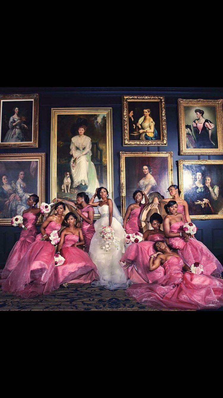 Fierce african american weddings pinterest wedding bride and